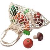 Haba Vegetable Set in Net Shopping Bag