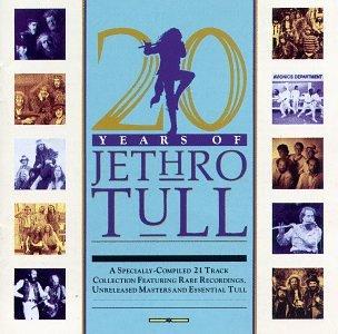 Jethro Tull - 20 Years of Jethro Tull (disc 3: The Essential Tull) - Zortam Music