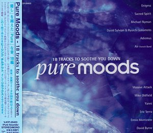 Various Artists - Pure Moods-18 Tracks to Sooth - Zortam Music
