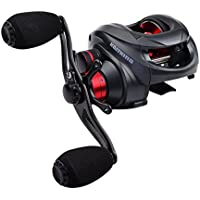 KastKing Spartacus Baitcasting Reel Ultra Smooth 17.5 LB Carbon Fiber Drag, 11 + 1 Shielded Ball Bearings