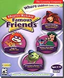Learning Company Adventure Workshop Famous Friends for Windows for Age - 5 - 10 (Catalog Category: Education / Education )