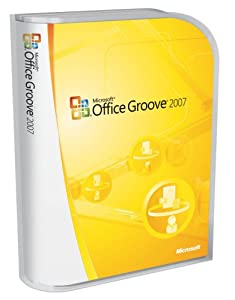 Microsoft Office Groove 2007  English