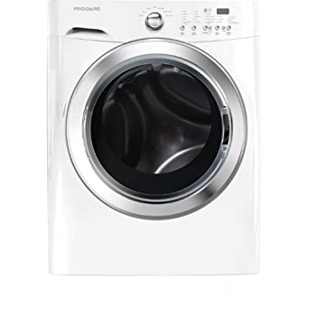 Frigidaire FFFW5100PW 3.9 Cu. Ft. Classic White Stackable Front Load Washer - Energy Star