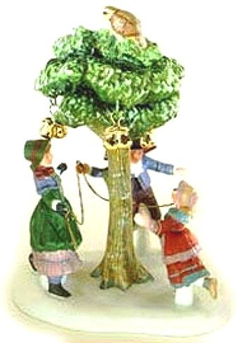 A Partridge In A Pear Tree- Department 56