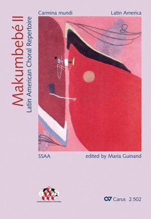 makum-bebe-ii-latin-american-corale-repertoire-for-equal-voices-carmina-mundi-coro-scala-con-cd-coro