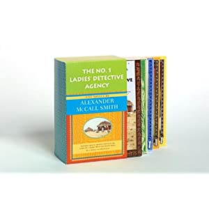 The No. 1 Ladies' Detective Agency 5-Book Boxed Set