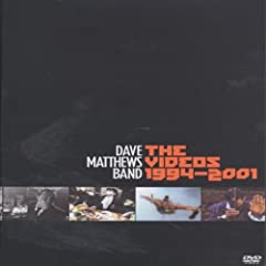 Dave Matthews Band : The Videos 1994-2001 - DVD