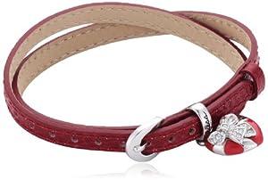 Guess Damen-Armband Metall Leder UBB71242