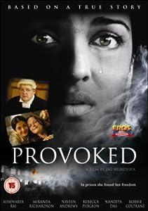 Provoked [DVD] Region 0 [NTSC]