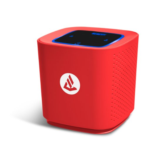 Beacon Phoenix Bluetooth Portable Speaker - Red Black Friday & Cyber Monday 2014