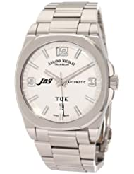Armand Nicolet Men's 9650A-AG-M9650 J09 Casual Automatic Stainless-Steel Watch