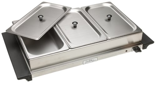 Cheap BroilKing TBS-3S Triple Buffet Server (NBS-3SP)