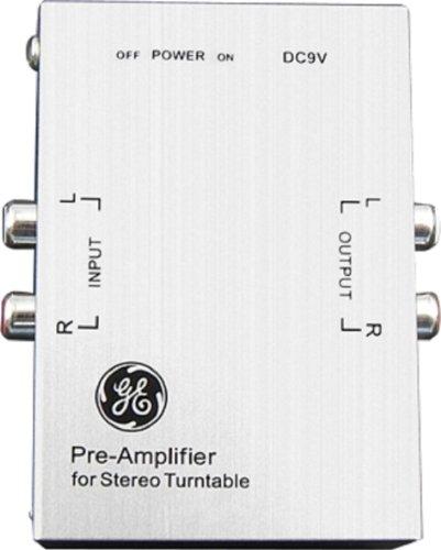 GE 23292 Stereo Turntable Pre-Amplifier