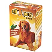 All4pets Soap With Neem Extract And Aloevera 75 Gm (pack Of 2)