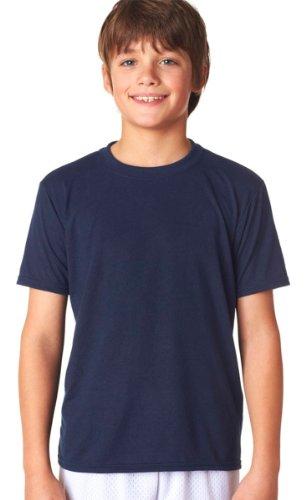 Gildan Big Boys' Performance Polyester Wicking T-Shirt
