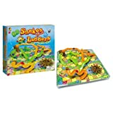 3D Snakes And Ladders Board Game