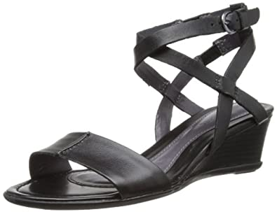 Hush Puppies Womens Bandy_QTR Strap Fashion Sandals H507239 Black 5 UK, 38 EU