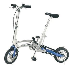 Mobiky Genius Folding Bike (Cobalt)