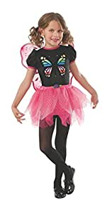 Rubies Pink and Black Butterfly Costume