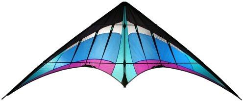 Prism Hypnotist Stunt Kite, Ice