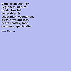 Vegetarian Diet for Beginners Audiobook
