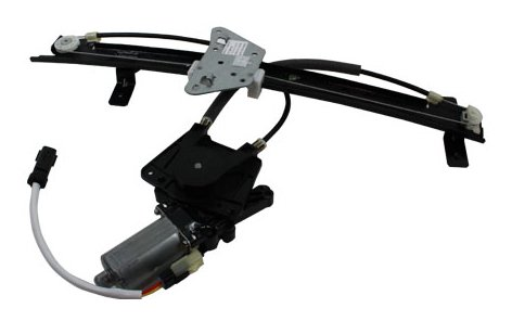 Tyc 660178 Dodge Durango Front Driver Side Replacement Power Window Regulator Assembly With Motor