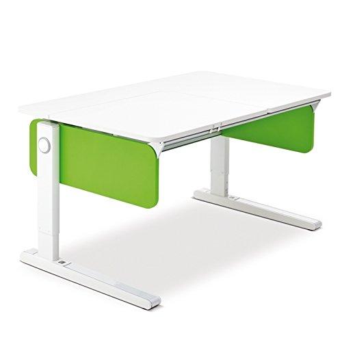 Moll Champion Style Front Up Schreibtisch | hellgrün | 120 x 72 x 53-82 cm (Breite x Tiefe x Höhe) | höhenverstellbar günstig bestellen