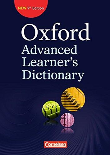 Oxford Advanced Learner's Dictionary B2-C2. Wörterbuch (Kartoniert)