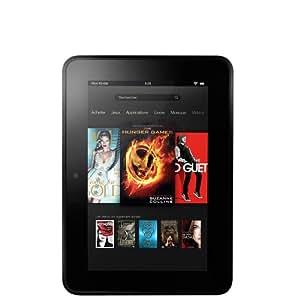 """Kindle Fire HD 7"""" (17 cm), audio Dolby, Wi-Fi bi-bande, 16 Go - Avec offres spéciales [génération précédente]"""
