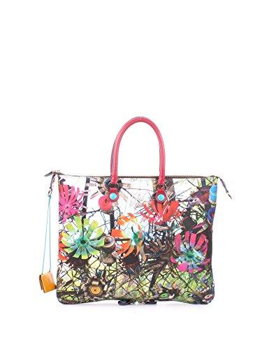Gabs franco gabbrielli WEEKSTUDIO-I16 PRINT Shopper Accessori Multicolor Pz.