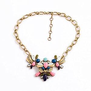 Pendant Vintage Choker Necklace Fashion Jewelry 2015 Colares Femininos