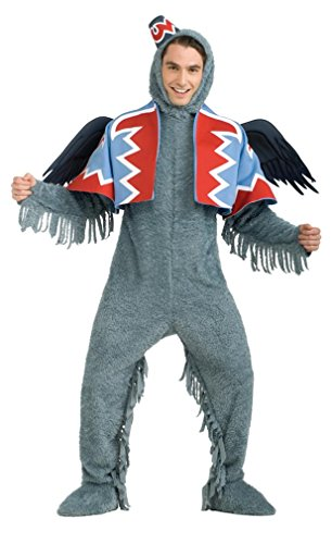 Flying Monkey Costume - X-Large - Chest Size 44-46