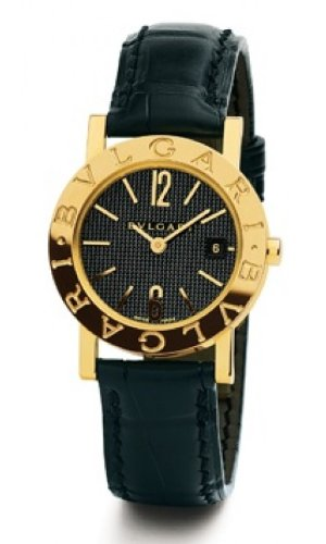 Bulgari Bvlgari Yellow Gold Ladies Watch BB26BGLD/N