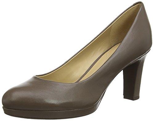 Geox-D-Lana-C-Chaussures--talons-Avant-du-pieds-couvert-femme