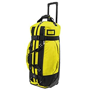 Club Glove Rolling Duffle II Bag : Yellow by Club Glove