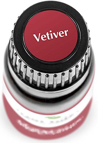Vetiver-Vetiveria-ZizanoidesEssential-Oil-10-ml-13-oz-100-Pure-Undiluted-Therapeutic-Grade