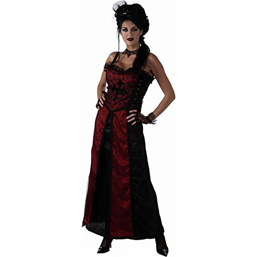 Mistress Gothique Dress Adult Costume - Standard