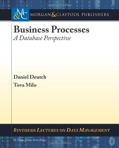 Business Processes: A Database Perspective