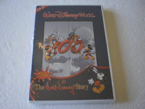 Walt Disney World 100 Years of Magic the Walt Disney Story