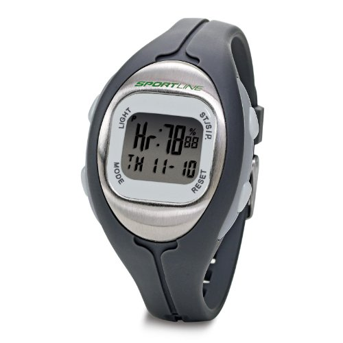 Cheap Sportline Womens Solo 915 Heart Rate Watch (SP4995GY)