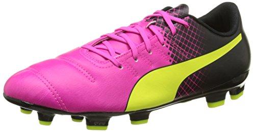 Puma EvoPower 4.3 Tricks FG Scarpa Calcio, Rosa, 11