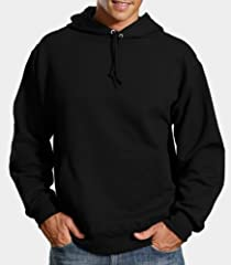 Fruit of the Loom Men's Fleece Pullover Hood
