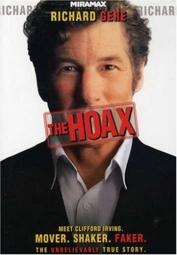 Cover art for  The Hoax