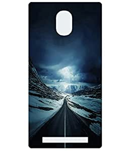 BuyFeb Back Case Cover for Gionee S6s/ S6S