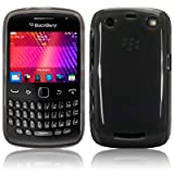 BLACKBERRY CURVE 9360 GEL SKIN CASE / COVER - SMOKE BLACK PART OF THE QUBITS ACCESSORIES RANGEby Qubits