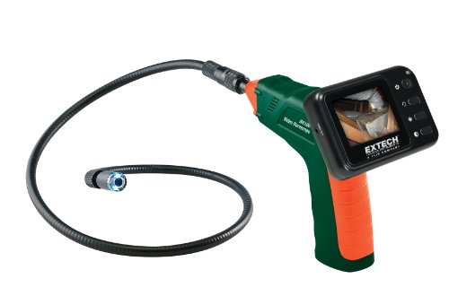 Extech BR100 Video Borescope Inspection Camera