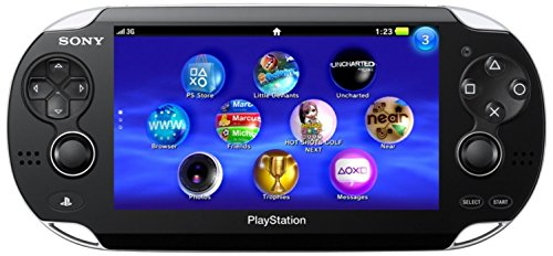 Get Sony Computer Entertainment PlayStation Vita Wi-Fi - Factory Recertified