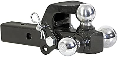 Buyers Products 1802279 Tri-Ball Hitch with Pintle Hook