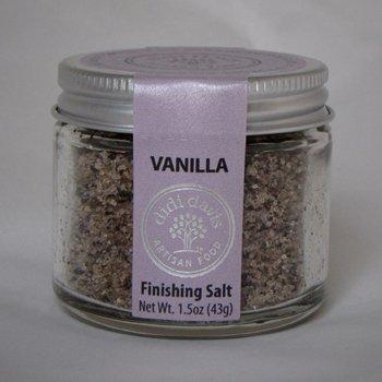 didi davis food Vanilla Bean Flavor, Gourmet Infused Sea Salt - 1.5 oz Net Wt. (Vanilla Salt compare prices)