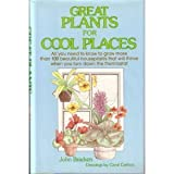 img - for Great Plants for Cool Places book / textbook / text book